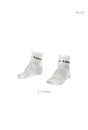 Lescon La-2168 Spor Çorap 2 Li