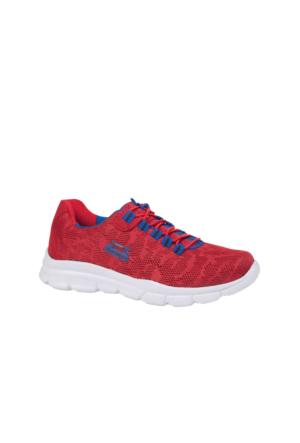 Slazenger Exen Kadın Koşu Ayakkabı Kırmızı