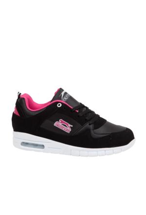 Slazenger Walencia Y Kadın Koşu Ayakkabı Siyah
