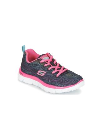 Skechers Kadın Spor Ayakkabı 81856L-Bknp