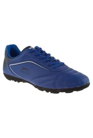 Slazenger 17Fe002 Bağlı Munih Halı Saha Mavi Erkek Ayakkabı