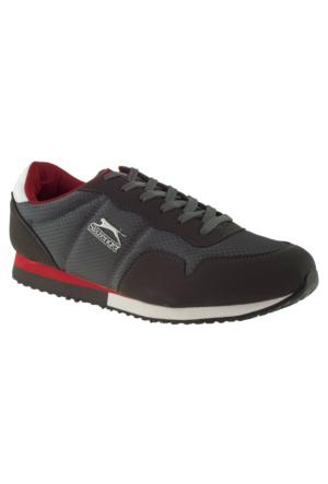 Slazenger 17Le089 Bağlı Itay Gri Erkek Ayakkabı
