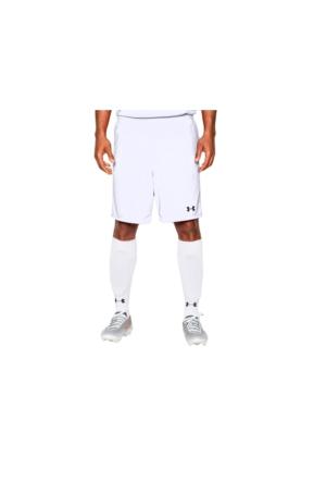 Under Armour Beyaz Erkek Futbol Şortu 1259614-100