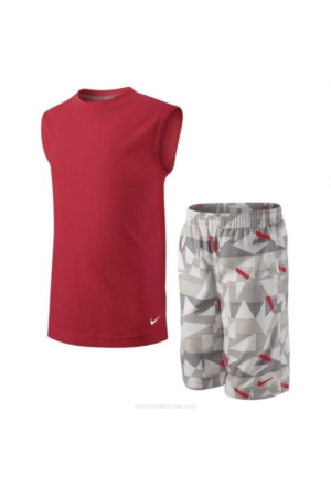 Nike Summer Mix Set (Sl+Short) Çocuk Şort 465135-636 465135-636636