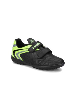 Kinetix Bumera Turf Siyah Neon Yeşil Erkek Çocuk Halı Saha Ayakkabısı ...