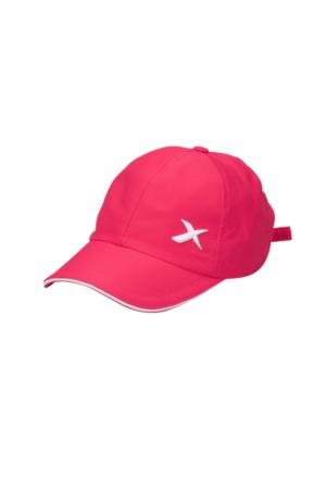 Kinetix Drop Fuşya Beyaz Şapka