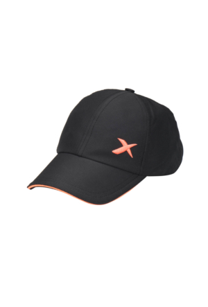 Kinetix Drop Siyah Neon Turuncu Şapka