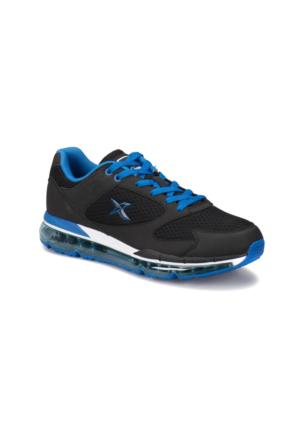 Kinetix Rovin Siyah Saks Beyaz Erkek Fitness Ayakkabısı