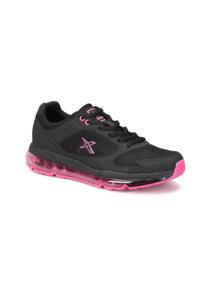 Kinetix Rovin W Siyah Fuşya Kadın Fitness Ayakkabısı