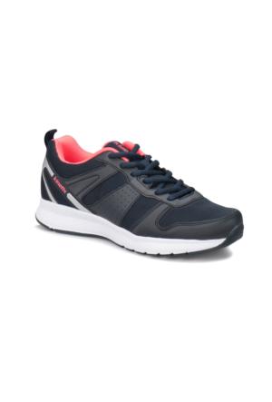 Kinetix Shield W Lacivert Pembe Kadın Koşu Ayakkabısı