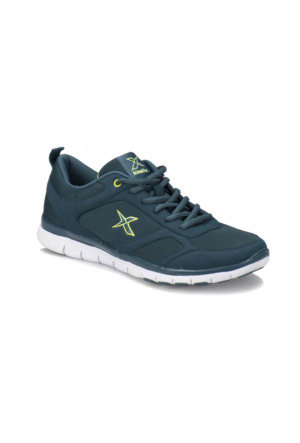 Kinetix Vitora Petrol Neon Yeşil Beyaz Erkek Fitness Ayakkabısı