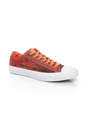 Converse Chuck Taylor All Star II Erkek Turuncu Sneaker 155734C.830