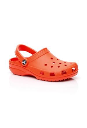 Crocs Classic Turuncu Terlik 10001.817