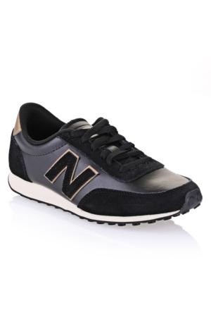New Balance U410 Siyah Erkek Günlük Ayakkabı