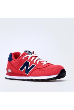 New Balance Pique Polo Pack Kırmızı Erkek Günlük Ayakkabı