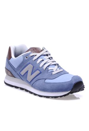 New Balance 574 Beach Cruiser Mavi Erkek Günlük Ayakkabı