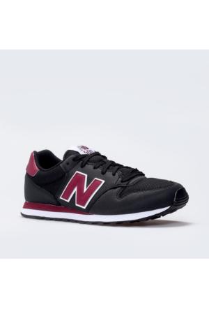 New Balance 500 Siyah Erkek Günlük Ayakkabı