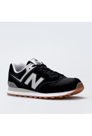 New Balance 574 Siyah Erkek Günlük Ayakkabı