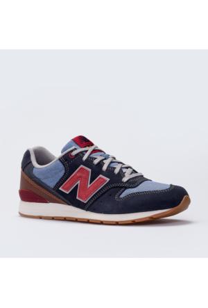 New Balance 996 Mavi Erkek Günlük Ayakkabı