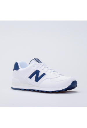 New Balance 574 Beyaz Erkek Günlük Ayakkabı