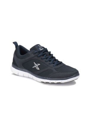 Kinetix Vitora Lacivert Beyaz Erkek Fitness Ayakkabısı