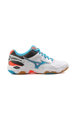 Mizuno Beyaz Kadın Salon Ayakkabısı V1GC157084