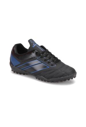 Kinetix Trım Turf Siyah Koyu Gri Erkek Halı Saha Ayakkabısı
