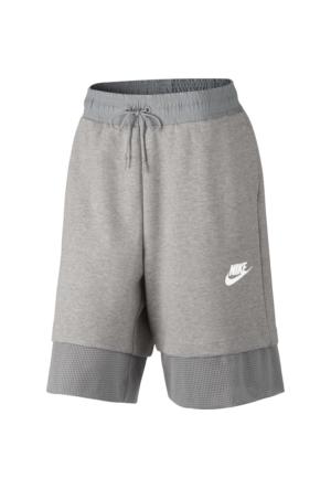 Nike 832600-063 W Nsw Av15 Short Mesh Kadın Şort