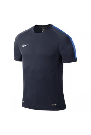 Nike Squad 15 Flash Training Top Erkek Lacivert T-Shirt 646401-451