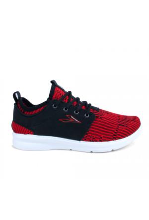 Lig 17-01-180 Kırmızı Spor Ayakkabı