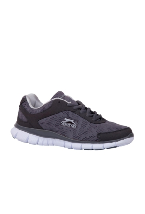 Slazenger Waswa Kadın Koşu Ayakkabı Koyu Gri