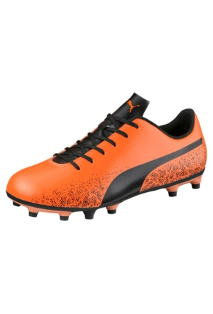 Puma Truora FG Orange Blazing Erkek Krampon 10461803