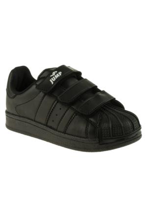 Jump 16757 Siyah Çocuk Spor Ayakkabı