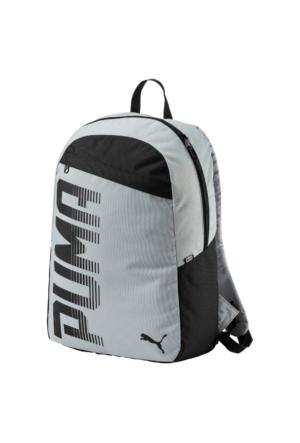 Puma Pioneer Backpack Quarry Gri Kadın Sırt Çantası