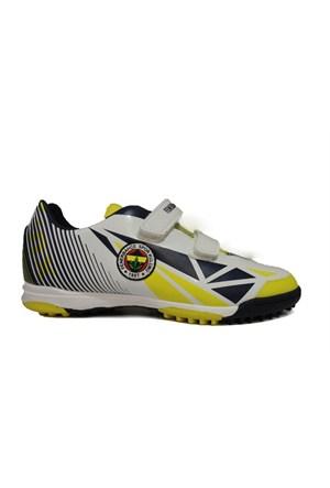 Kinetix 1243106 Polax Fb Çocuk Cırtlı Halısaha Spor Ayakkabı