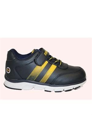 Kinetix 1260038 Bolton Fb Çocuk Cırtlı Spor Ayakkabı