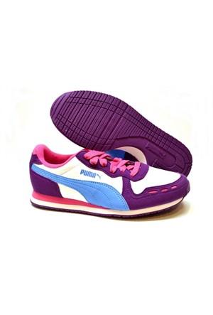 Puma 351979-35 Cabana White Mar Bayan Yürüyüş Ve Koşu Spor Ayakkabı