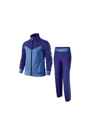 Nike T40 T Track Suit Yth Girls Eşofman Takımı 679214-512
