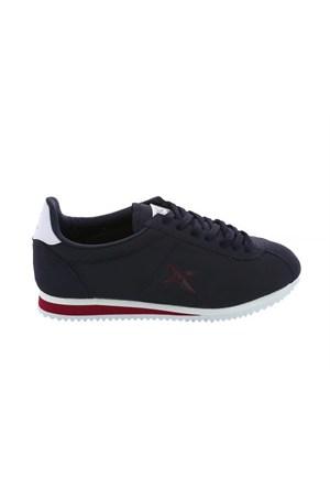 Kinetix 1287459 6P Anton M Lacivert Bordo Beyaz Erkek Günlük Ayakkabı