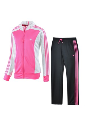 Adidas S20954 New Young Knit Kadın Eşofman Takımı
