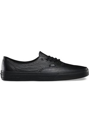 Vans Authentic Decon Unisex Siyah Kaykay Ayakkabısı (V18cgkm)