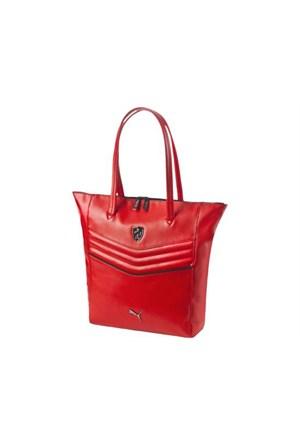 Puma 07393702 Ferrari Ls Handbag Kadın Çanta