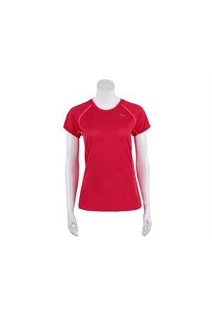 Puma 51381302 Pe Running S/S Tee W Kadın Tişört