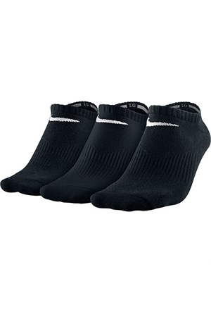 Nike Sx4705-001 Siyah 3 Lü Çorap Seti
