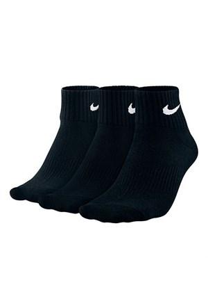Nike Sx4706-001 Siyah 3 Lü Çorap Seti