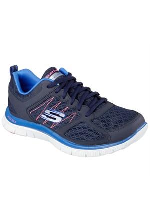 Skechers 12452 Nvbl Flex Appeal Koşu Ve Yürüyüş Ayakkabısı
