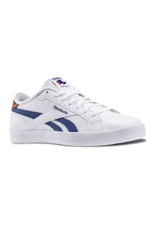 Reebok Royal Comple White/Blue/Brown Mal