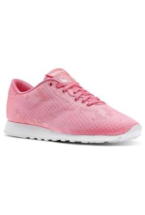 Reebok Cl Nylon Jacquard Solar Pink/White