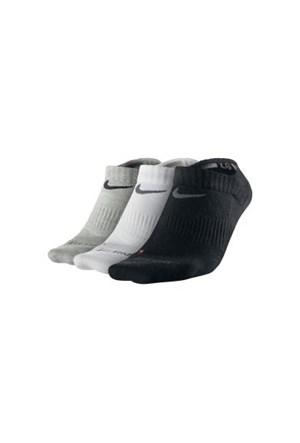 Nike SX4846-901 3 Renk 3 lü Çorap Seti