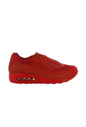 Slazenger Ekatı Red Erkek Günlük Spor Ayakkabı